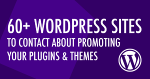 WordPress Site for Marketing Outreach