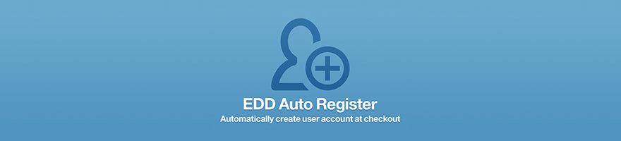 Auto Register Extension for Easy Digital Downloads