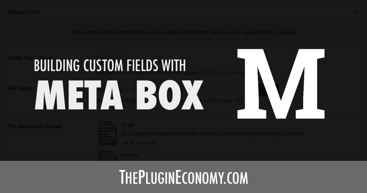 Meta Box