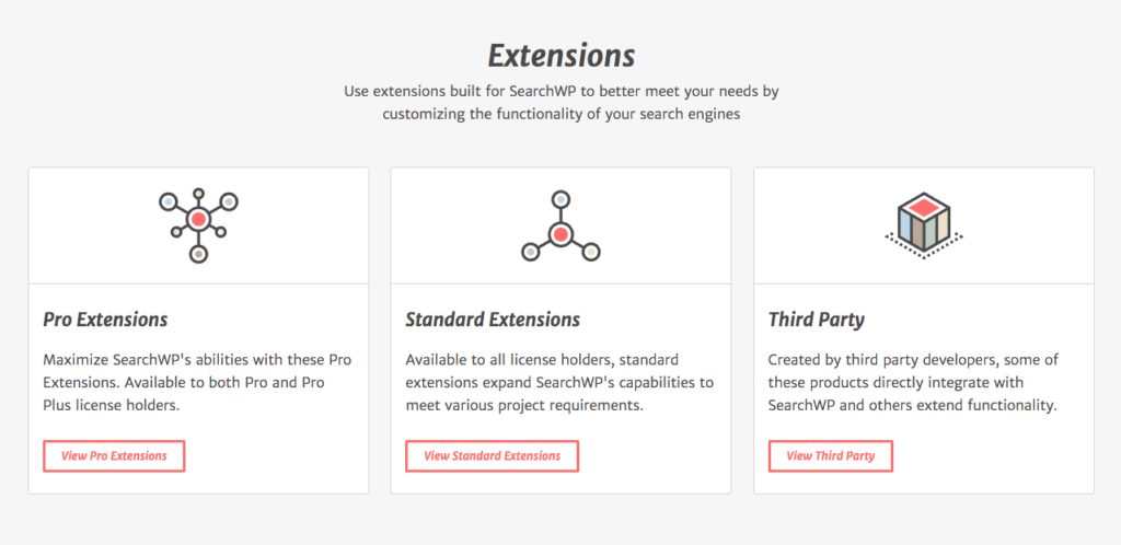 SearchWP Extensions