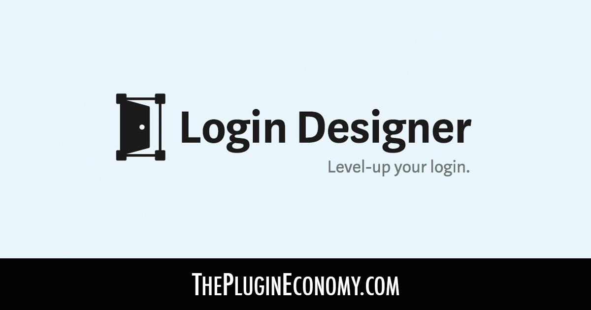Login Designer