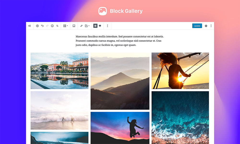 Block Gallery by Rich Tabor