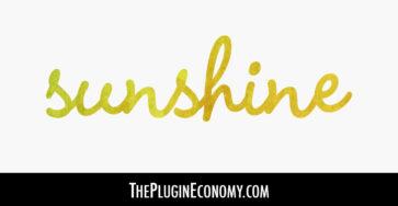Sunshine Photo Cart