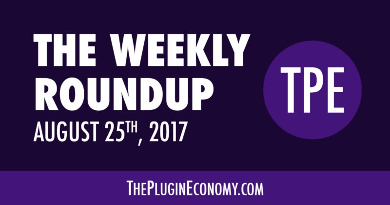 The Weekly Roundup for August 25th, 2017